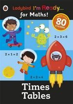 Times Tables : Ladybird I'm Ready for Maths Sticker Workbook - Ladybird