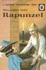 Rapunzel : Well-loved Tales - Ladybird