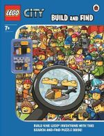 Lego City : Build and Find With Minifigure - Ladybird