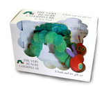 The Very Hungry Caterpillar Book and Toy Gift Set - Eric Carle