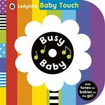 Baby Touch : Busy Baby Book and Audio - Ladybird