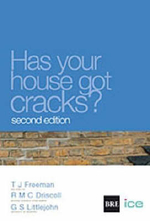 Has Your House Got Cracks : A Homeowner's Guide to Subsidence and Heave Damage :  A Homeowner's Guide to Subsidence and Heave Damage - T.J. Freeman