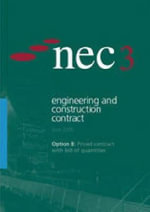 NEC3 Engineering and Construction Contract (ECC). Option B : Priced contract with bill of Quatities :  Priced contract with bill of Quatities - NEC