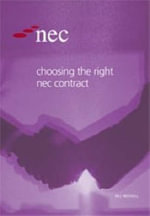 Choosing the Right NEC Contract :  Target contract with activity Schedule - B. Weddell