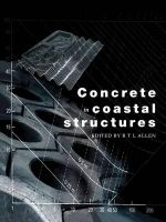 Concrete in Coastal Structures - Richard T. L. Allen
