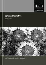 Cement Chemistry - Ian Richardson