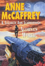 Acorna's World : A Tale of the Barque Cats - Anne McCaffrey