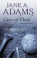 Cause of Death - Jane A. Adams