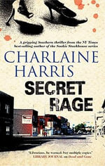 A Secret Rage - Charlaine Harris