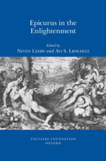 Epicurus in the Enlightenment - Neven Leddy