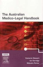 Australian Medico-legal Handbook - Cameron Stewart