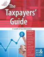 The Taxpayers' Guide 2013-2014 - Taxpayers Australia