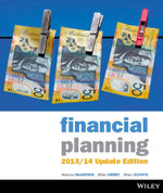 Financial Planning + Financial Planning 2013/2014 E-text Card - Mckeown