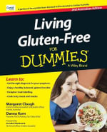 Living Gluten-free for Dummies - Margaret Clough