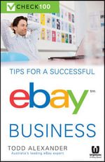 Tips for a Successful eBay Business : Check 100 - Todd Alexander