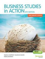 Business Studies in Action Preliminary Course 4E & eBookPLUS : Business Studies in Action Series - Chapman