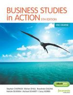 Business Studies in Action HSC Course 5E & eBookPLUS : Business Studies in Action Series - Chapman
