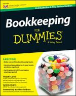 Bookkeeping for Dummies : 2nd Australian & New Zealand Edition - Veechi Curtis