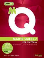 Maths Quest 7 Australian Curriculum Victorian Edition & eBookPLUS - Iampolsky