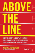 Above the Line - Michael Henderson