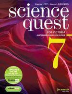 Science Quest 7 Australian Curriculum Victorian Edition & eBookPLUS - LOFTS