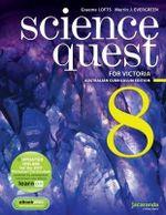 Science Quest 8 Australian Curriculum Victorian Edition & eBookPLUS - LOFTS