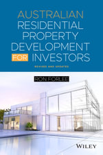 Australian Residential Property Development for Investors - Ron Forlee