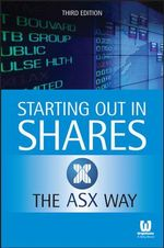 Starting Out in Shares the ASX Way - ASX