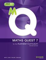 Maths Quest 7 for the Australian Curriculum 2E & eBookPLUS - Nanny Smith
