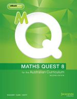 Maths Quest 8 for the Australian Curriculum 2E & eBookPLUS - Nanny Smith