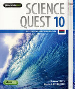 Science Quest 10 Australian Curriculum Edition & eBookPLUS + Science Quest 10 Australian Curriculum Edition Student Workbook : Value Pack - 2 x Paperback Books : Science Quest for Australia Curriculum Series - Graeme Lofts