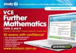 StudyOn VCE Further Mathematics Units 3&4 & Booklet : StudyON Online Series - Peter Fox