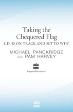 Taking the Chequered Flag - Pam Harvey
