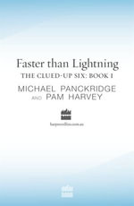 Faster Than Lightning - Pam Harvey