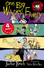 One Big Wacky Family - Jackie French