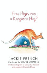 How High Can a Kangaroo Hop? - Jackie French