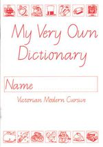 My Very Own Dictionary : Evely Revised Edition for Victoria - Pearson Education Australia