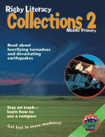 Anthology  : Rigby Literacy Collections Level 3 Phase 2 - Pearson Education Australia