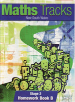 Maths Tracks New South Wales (NSW) Stage 2 : Homework Book B - Pearson Education Australia