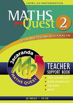 Maths Quest for Western Australia : Teacher Support Book 2 - Jacaranda
