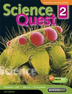 Science Quest 2 : Science Quest Series - Graeme Lofts
