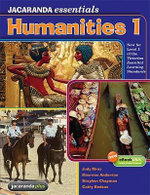 Jacaranda Essentials : Humanities 1 and EBookPLUS - Judy Mraz
