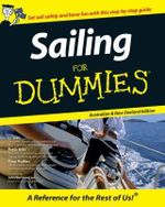 Sailing For Dummies : Australian and New Zealand Edition - Tony Hollins