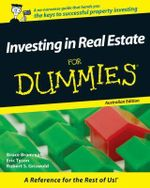 Investing In Real Estate For Dummies, Australian Edition - Bruce Brammall