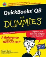 QuickBooks QBi For Dummies, Australian Edition - Veechi Curtis