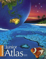 Jacaranda Junior Atlas : 2nd Edition - Jacaranda