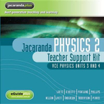 Jacaranda Physics 2 3E VCE Units 3 and 4 Teacher Support Kit & EGuidePLUS : Jacaranda Physics Series - Graeme Lofts