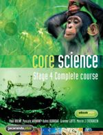 Core Science : Stage 4 Complete Course - Paul Arena