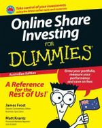 Online Share Investing For Dummies, Australian Edition