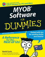 MYOB Software For Dummies, 6th Australian Edition - Veechi Curtis